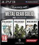 PS3 GAMES - METAL GEAR SOLID HD COLLECTION - PS3