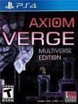 PS4 GAMES - PS4 AXIOM VERGE - MULTIVERSE EDITION (EU)