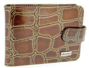 ΚΑΡΤΟΘΗΚΗ GRANDE ΚΑΦΕ CROCO accessories καρτοθηκεσ καρτοθηκεσ
