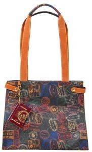 ΤΣΑΝΤΑ SHOPPING ALV PASSPORT BASIC ΜΟΚΑ accessories γυναικα τσαντεσ τσαντεσ ωμου