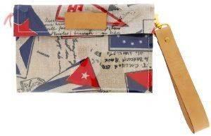 ΧΕΙΡΟΠΟΙΗΤΟ ΤΣΑΝΤΑΚΙ ΦΑΚΕΛΟΣ MADE BY JK FLAGS accessories γυναικα τσαντεσ φακελοι