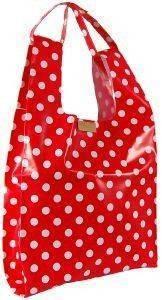 ΧΕΙΡΟΠΟΙΗΤΗ ΤΣΑΝΤΑ MARKET MADE BY JK ΠΟΥΑ KOKKINO accessories γυναικα τσαντεσ shopping bags