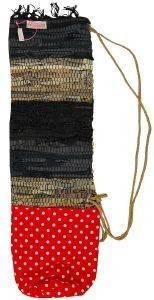 ΧΕΙΡΟΠΟΙΗΤΗ YOGA BAG PENNY CHRISTIDI ΠΟΥΑ ΚΟΚΚΙΝΟ accessories γυναικα τσαντεσ yoga bags