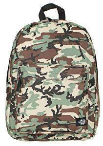 ΤΣΑΝΤΑ ΠΛΑΤΗΣ DICKIES INDIANAPOLIS BACKPACK CAMOUFLAGE