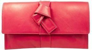 ΤΣΑΝΤΑ ΦΑΚΕΛΟΣ KNOTS COZY 2641 ΚΟΚΚΙΝΟ accessories γυναικα τσαντεσ φακελοι