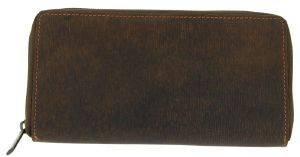 ΓΥΝΑΙΚΕΙΟ ΠΟΡΤΟΦΟΛΙ COZY 1894NA HUNTER ΚΑΦΕ accessories γυναικα πορτοφολια δερματινα