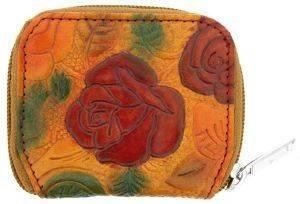 ΔΕΡΜΑΤΙΝΟ ΠΟΡΤΟΦΟΛΙ COZY ΓΙΑ ΚΕΡΜΑΤΑ 1716 ROSE CLASSIC accessories γυναικα πορτοφολια δερματινα