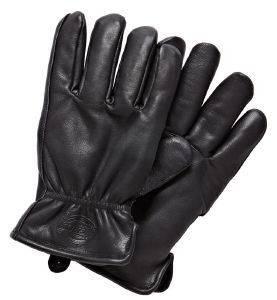 ΓΑΝΤΙΑ DICKIES MEMPHIS ΔΕΡΜΑΤΙΝΑ ΜΑΥΡΑ (M) accessories ανδρασ κασκολ γαντια γαντια