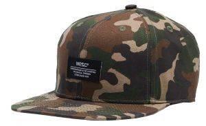 ΚΑΠΕΛΟ WESC CAMO H109954 ΧΑΚΙ (ONE SIZE) accessories ανδρασ καπελα σκουφοι καπελα
