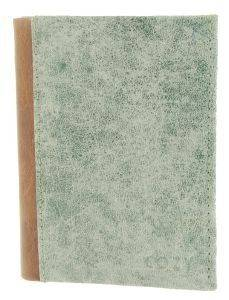 ΔΕΡΜΑΤΙΝΗ ΚΑΡΤΟΘΗΚΗ COZY 1977 DISTRESS ΠΡΑΣΙΝΟ accessories καρτοθηκεσ καρτοθηκεσ