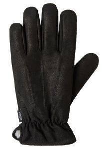 ΓΑΝΤΙΑ WESC REASON ΜΑΥΡΟ (L-XL) accessories ανδρασ κασκολ γαντια γαντια