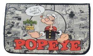 ΔΕΡΜΑΤΙΝΗ ΚΑΣΤΟΡΙΝΗ ΘΗΚΗ ΚΑΠΝΟΥ ON AND OFF POPEYE accessories ειδη καπνιστου αξεσουαρ καπνοσακουλεσ