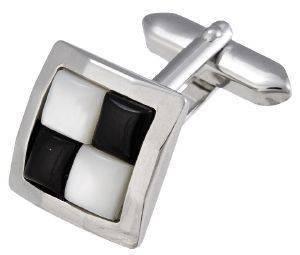 ΜΑΝΙΚΕΤΟΚΟΥΜΠΑ ΣΚΑΚΙ ΚΛΑΣΙΚΟ accessories κοσμηματα μανικετοκουμπα τετραγωνα