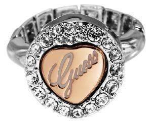 ΔΑΧΤΥΛΙΔΙ GUESS HEART (SMALL) accessories κοσμηματα δαχτυλιδια fashion