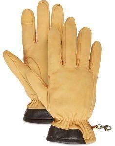 ΓΑΝΤΙΑ TIMERLAND SEABROOK BEACH BOOT CA1EG1231 ΚΙΤΡΙΝΟ (XL) accessories ανδρασ κασκολ γαντια γαντια