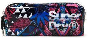 ΝΕΣΕΣΕΡ ΤΣΑΝΤΑΚΙ SUPERDRY SUPER JELLY PENCIL CASE G98003GR ΠΟΛΥΧΡΩΜΟ accessories γυναικα τσαντεσ τσαντακια