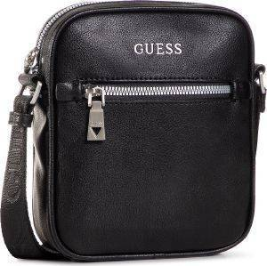ΤΣΑΝΤΑ ΩΜΟΥ GUESS SCALA MINI DOCUMENT CASE HMSCALP0417 ΜΑΥΡΟ
