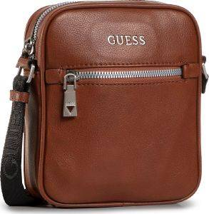 ΤΣΑΝΤΑ GUESS SCALA MINI DOCUMENT CASE HMSCALP0417 ΚΑΦΕ