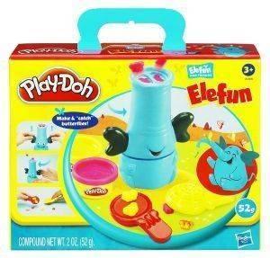 ΣΕΤ ΚΑΛΟΥΠΑΚΙΑ ΑΓΑΠΗΜΕΝΟΙ ΗΡΩΕΣ PLAYDOH ΕΛΕΦΑΝΤΟΥΛΗΣ Τώρα το παιχνίδι δεν τελειώνει ποτέ  Η παρέα με τα πλαστοζυμαράκια Play Doh μεγαλώνει περισσότερο Ο Ελεφαντούλης σε περιμένει χαρά να παίξεις και μαζί