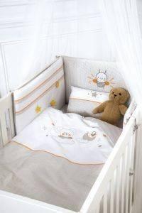 ΠΑΠΛ/ΘΗΚΗ KENTIA MOON RIVER 4ΤΜΧ βρεφικά   παιδικά λευκα ειδη δωματιο παπλωματοθηκεσ