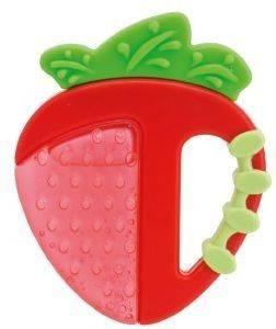 KPIKOΣ OΔONTOΦYIAΣ CHICCO ΦΡΑΟΥΛΑ 4M  Kρίκος οδοντοφυϊας φράουλα 4M  από την εταιρία CHICCO Δροσοστικός κρίκος οδοντοφυΐας με τζελ που μπαίνει στο ψυγείο για να ανακουφίζει τα ούλα το μωρο