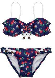 ΠΑΙΔΙΚΟ BIKINI SET SUNUVA  STRAWBERRIES (128ΕΚ.)-(7-8 ΕΤΩΝ)