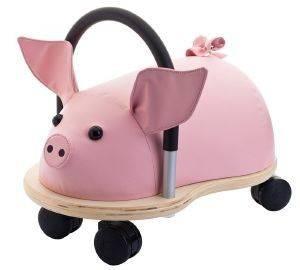 ΣΤΡΑΤΑ WHEELYBUG ΓΟΥΡΟΥΝΑΚΙ (PIG) 1-3 ΕΤΩΝ βρεφικά είδη παιχνιδια 12 24 μηνων περπατουρεσ τρικυκλα