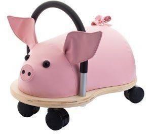 ΣΤΡΑΤΑ WHEELYBUG ΓΟΥΡΟΥΝΑΚΙ (PIG) 2-5 ΕΤΩΝ βρεφικά είδη παιχνιδια 12 24 μηνων περπατουρεσ τρικυκλα