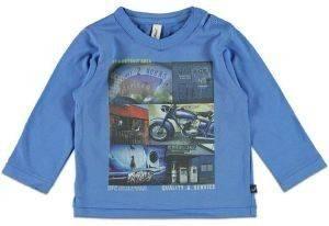 ΜΠΛΟΥΖΑ BABYFACE ΜΠΛΕ (86ΕΚ.)-(18-24ΜΗΝΩΝ) βρεφικά   παιδικά αγορι μπλουζεσ μακρυμανικεσ