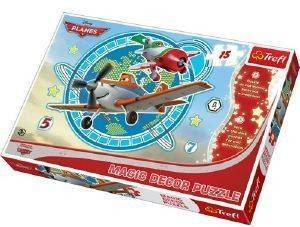 PUZZLE TREFL MAGIC DECOR PLANES 15 ΚΟΜΜΑΤΙΑ