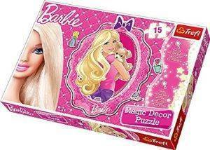 PUZZLE TREFL MAGIC DECOR BARBIE 15 ΚΟΜΜΑΤΙΑ