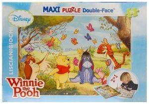 PUZZLE LISCIANI GIOCHI MAXI DISNEY WINNIE THE POOH 35 ΚΟΜΜΑΤΙΑ