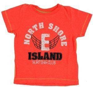 ΜΠΛΟΥΖΑ ΚΟΝΤΟΜΑΝΙΚΗ ENERGIERS ΠΟΡΤΟΚΑΛΙ ΗΛΕΚΤΡΙΚ (92ΕΚ.)-(1-2 ΕΤΩΝ) βρεφικά   παιδικά αγορι μπλουζεσ t shirts