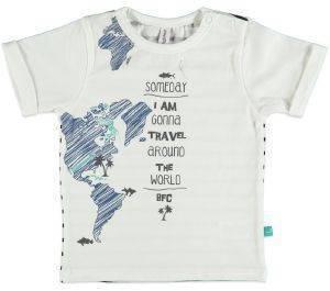 ΜΠΛΟΥΖΑ ΜΕ ΚΟΝΤΟ ΜΑΝΙΚΙ BABYFACE 7631 ΛΕΥΚΟ (86ΕΚ.)-(12-18 ΜΗΝΩΝ) βρεφικά   παιδικά αγορι μπλουζεσ t shirts