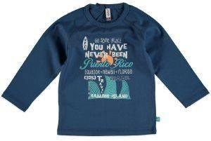 ΜΠΛΟΥΖΑ ΜΕ ΜΑΚΡΥ ΜΑΝΙΚΙ BABYFACE 7621 ΜΠΛΕ (86ΕΚ.)-(12-18 ΜΗΝΩΝ) βρεφικά   παιδικά αγορι μπλουζεσ μακρυμανικεσ