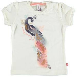 ΜΠΛΟΥΖΑ ΜΕ ΚΟΝΤΟ ΜΑΝΙΚΙ BABYFACE 8612 IVORY (86ΕΚ.)-(12-18 ΜΗΝΩΝ) βρεφικά   παιδικά κοριτσι μπλουζεσ t shirts