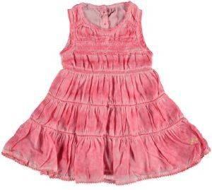 ΦΟΡΕΜΑ BABYFACE 8724 ΚΟΡΑΛΛΙ (86ΕΚ.)-(12-18 ΜΗΝΩΝ) βρεφικά   παιδικά κοριτσι φουστεσ φορεματακια φορεματακια