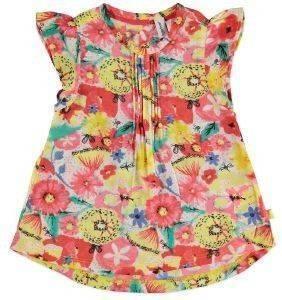 ΜΠΛΟΥΖΑ ΜΕ ΚΟΝΤΟ ΜΑΝΙΚΙ BABYFACE 8520 PRINTED (86ΕΚ.)-(12-18 ΜΗΝΩΝ) βρεφικά   παιδικά κοριτσι μπλουζεσ t shirts