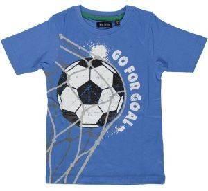 ΜΠΛΟΥΖΑ ΜΕ ΚΟΝΤΟ ΜΑΝΙΚΙ BLUE SEVEN 802002 ΜΠΛΕ (98ΕΚ.)-(2-3ΕΤΩΝ) βρεφικά   παιδικά αγορι μπλουζεσ t shirts