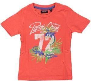 ΜΠΛΟΥΖΑ ΜΕ ΚΟΝΤΟ ΜΑΝΙΚΙ BLUE SEVEN KNITTED 802014 CALIFORNIA (104ΕΚ.)-(3-4 ΕΤΩΝ) βρεφικά   παιδικά αγορι μπλουζεσ t shirts