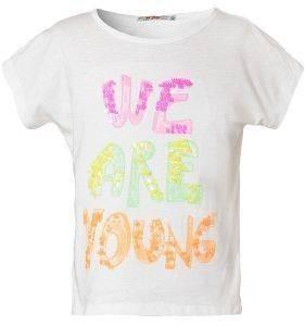 ΜΠΛΟΥΖΑ ΜΕ ΚΟΝΤΟ ΜΑΝΙΚΙ ENERGIERS ΛΕΥΚΟ (176ΕΚ.)-(16ΕΤΩΝ) βρεφικά   παιδικά κοριτσι μπλουζεσ t shirts