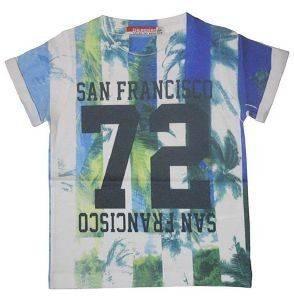 ΜΠΛΟΥΖΑ ΚΟΝΤΟΜΑΝΙΚΗ ENERGIERS ΠΡΑΣΙΝΟ (80ΕΚ.)-(6-12 ΜΗΝΩΝ) βρεφικά   παιδικά αγορι μπλουζεσ t shirts