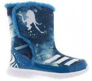 ΜΠΟΤΑΚΙ ADIDAS PERFORMANCE DISNEY FROZEN MID ΜΠΛΕ