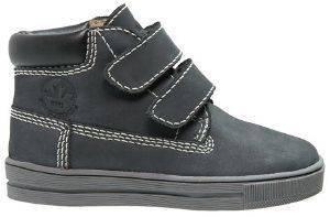 ΜΠΟΤΑΚΙ ΔΙΠΛΟ VELCRO LUMBERJACK BIBI M0049 ΓΚΡΙ/ΜΠΛΕ ΣΚΟΥΡΟ (EU:25) βρεφικά   παιδικά αγορι υποδηση sneakers μποτακι