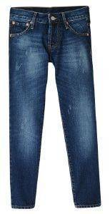 JEANS ΠΑΝΤΕΛΟΝΙ  LEVIS ORIGINAL FIT 501 CT NI22007 ΜΠΛΕ