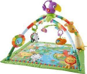 FISHER PRICE ΓΥΜΝΑΣΤΗΡΙΟ - DELUXE RAINFOREST