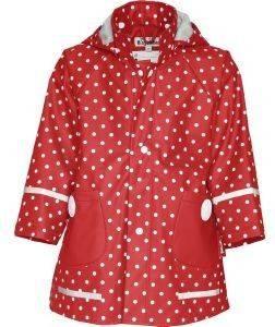 ΑΔΙΑΒΡΟΧΟ PLAYSHOES ΚΟΚΚΙΝΟ ΠΟΥΑ (80ΕΚ.)-(9-12ΜΗΝΩΝ) βρεφικά   παιδικά κοριτσι ζακετεσ μπουφαν μπουφαν