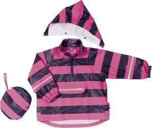 ΜΠΟΥΦΑΝ - ΚΑΠΑ ΑΝΤΙΑΝΕΜΙΚΟ PLAYSHOES ΡΟΖ/ΛΙΛΑ (86ΕΚ.)-(18-24ΜΗΝΩΝ) βρεφικά   παιδικά κοριτσι ζακετεσ μπουφαν αντιανεμικα