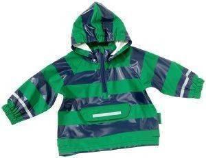 ΜΠΟΥΦΑΝ - ΚΑΠΑ ΑΝΤΙΑΝΕΜΙΚΟ PLAYSHOES ΠΡΑΣΙΝΟ/ΜΠΛΕ (86ΕΚ.)-(18-24ΜΗΝΩΝ) βρεφικά   παιδικά αγορι μπουφαν σακακια αντιανεμικα