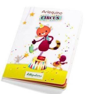 ΒΙΒΛΙΑΡΑΚΙ ΣΥΝΘΕΣΗΣ ΧΑΡΑΚΤΗΡΩΝ LILLIPUTIENS ΤΣΙΡΚΟ [86446] βρεφικά   παιδικά παιχνιδια 24 36 μηνων εκπαιδευτικα